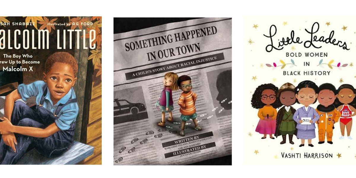 16 children's books to help support conversations on race and racial injustice