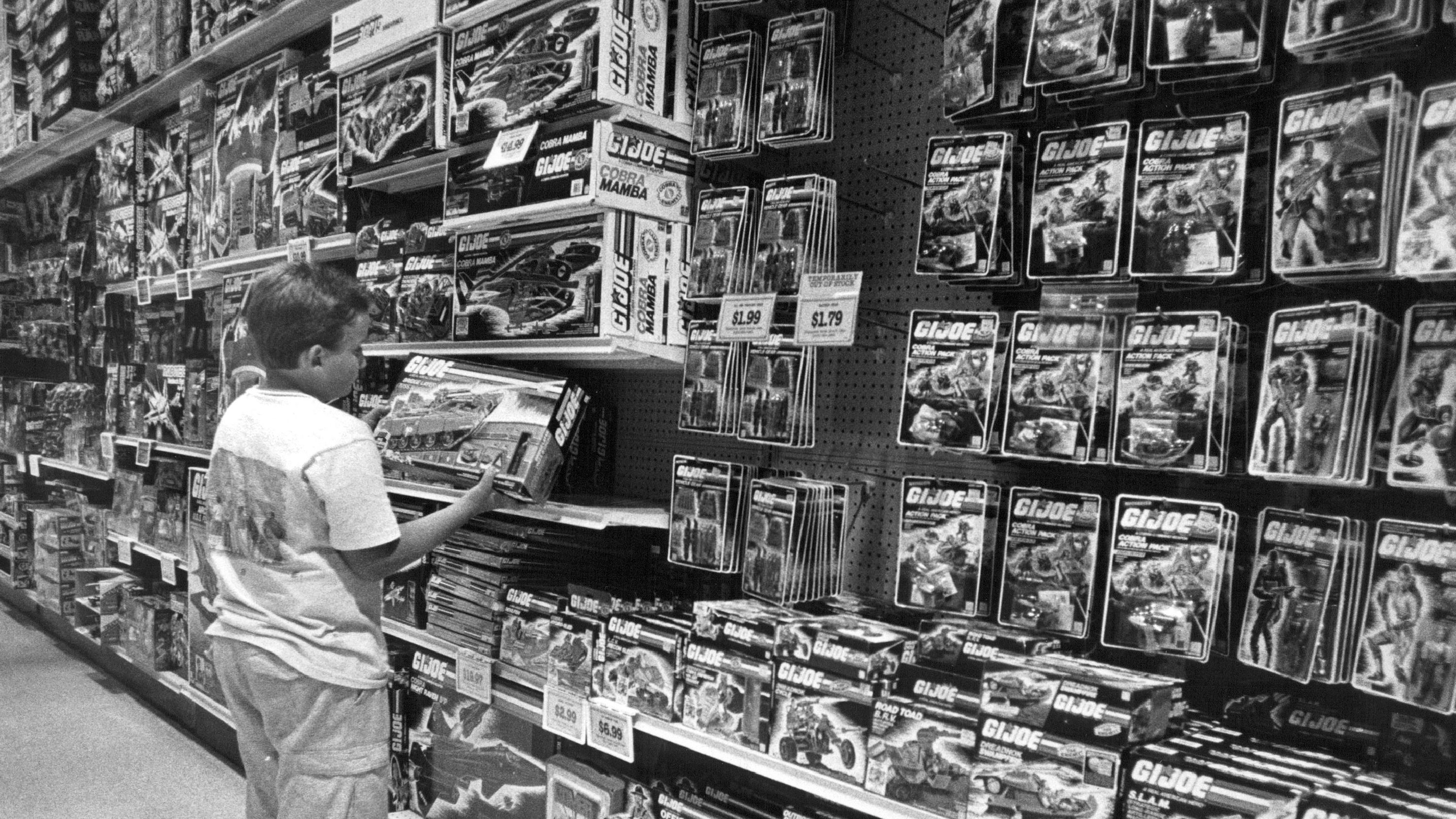Yo, Joe: How a 12-Inch Soldier Doll Became a Toy Legend