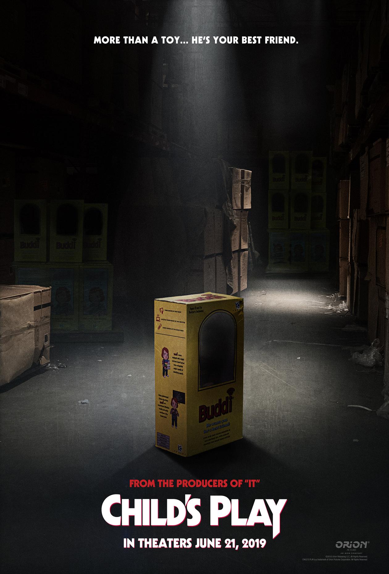 Muñeco Diabolico remake poster