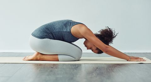 Yoga Poses For Period Pain