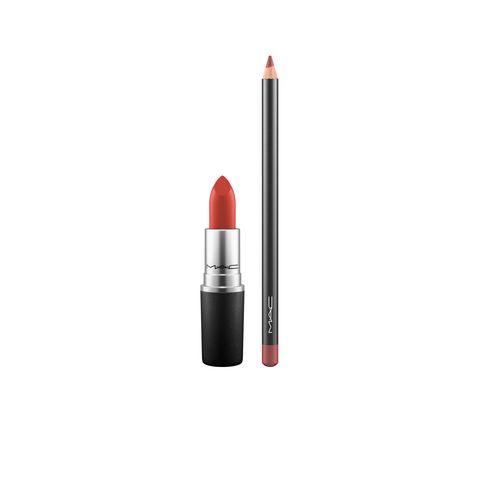 Lipstick, Peach, Orange, Carmine, Magenta, Cosmetics, Maroon, Tints and shades, Office supplies, Stationery,