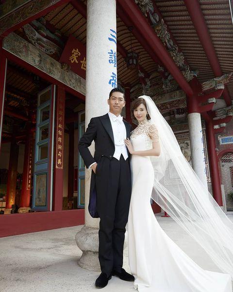 林志玲結婚