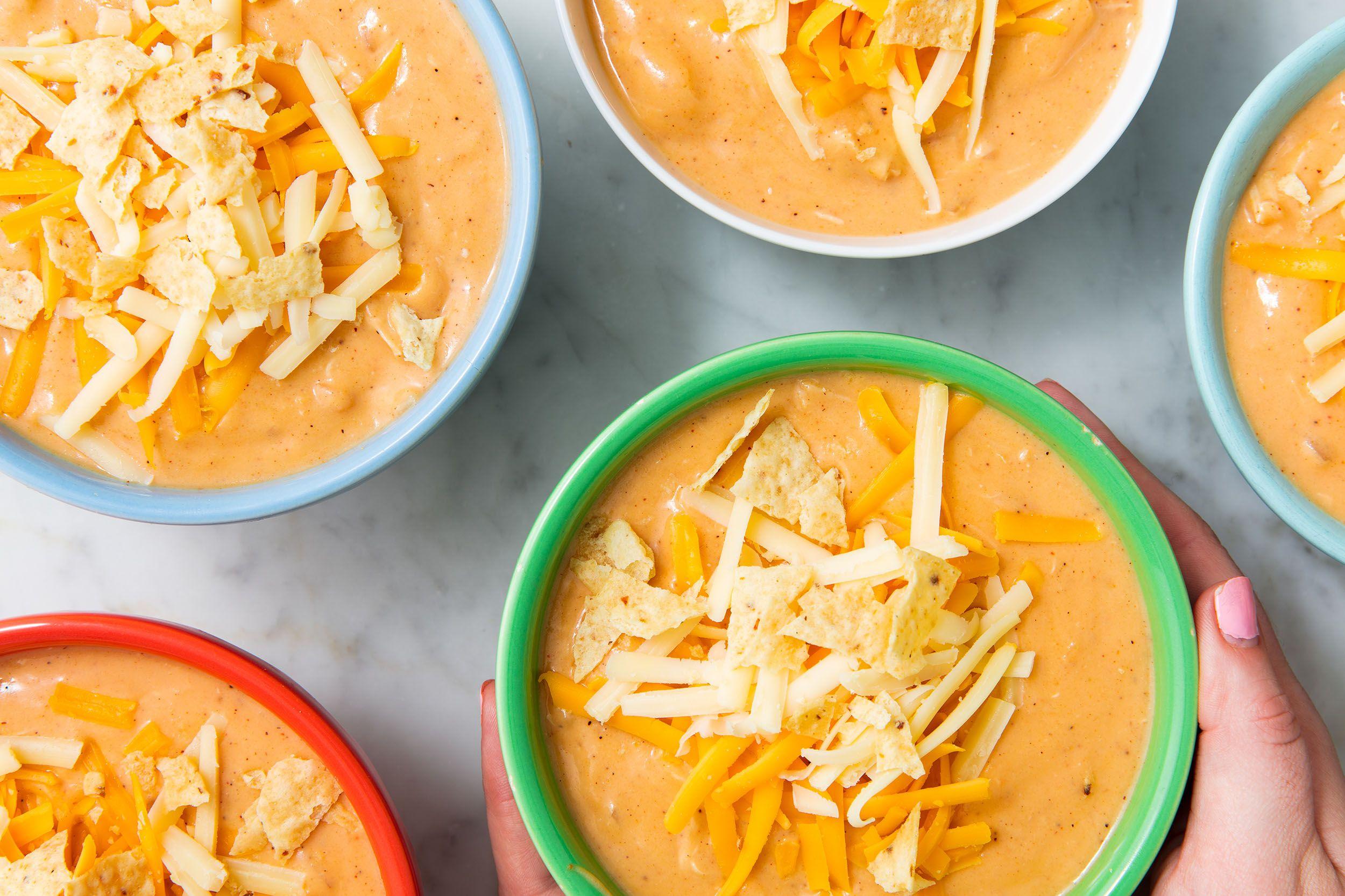 Best Chili S Chicken Enchilada Soup Recipe How To Make Chili S Chicken Enchilada Soup