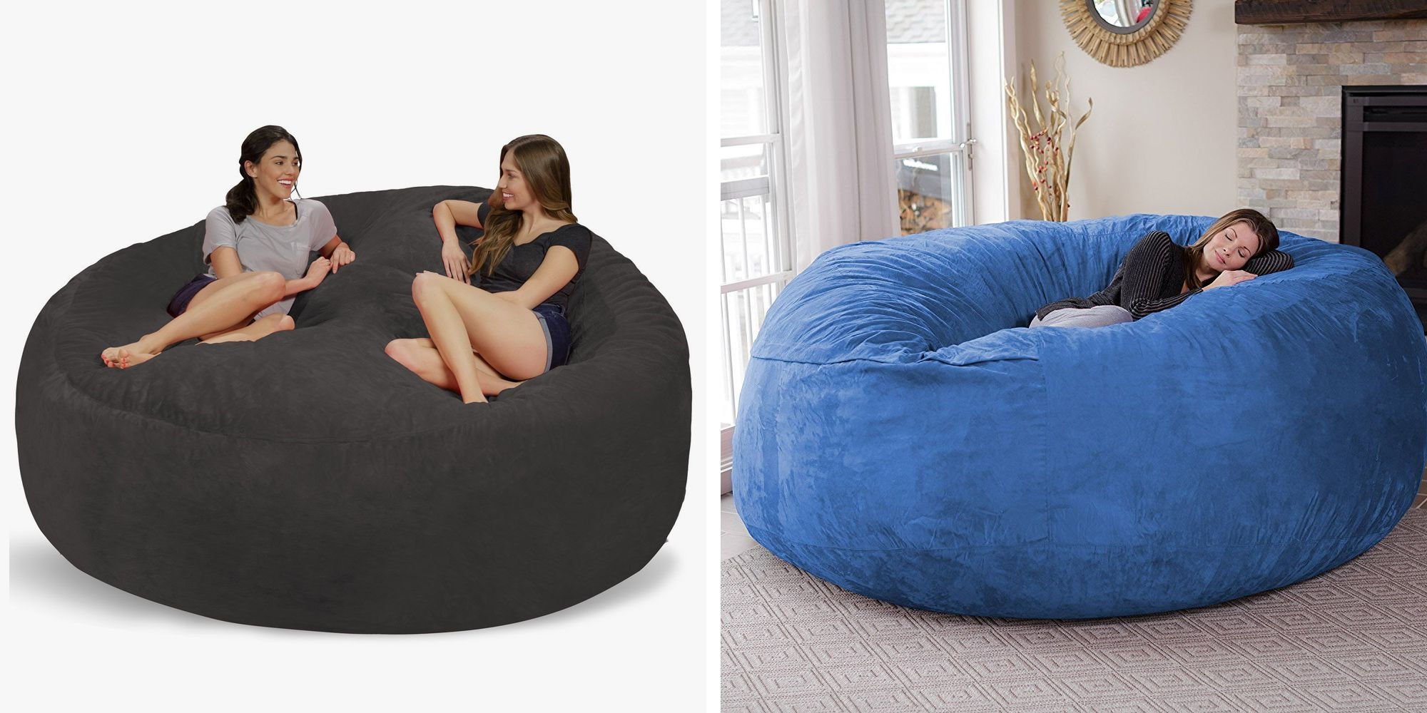 Pleasant Chill Sack Bean Bag Chair Gmtry Best Dining Table And Chair Ideas Images Gmtryco