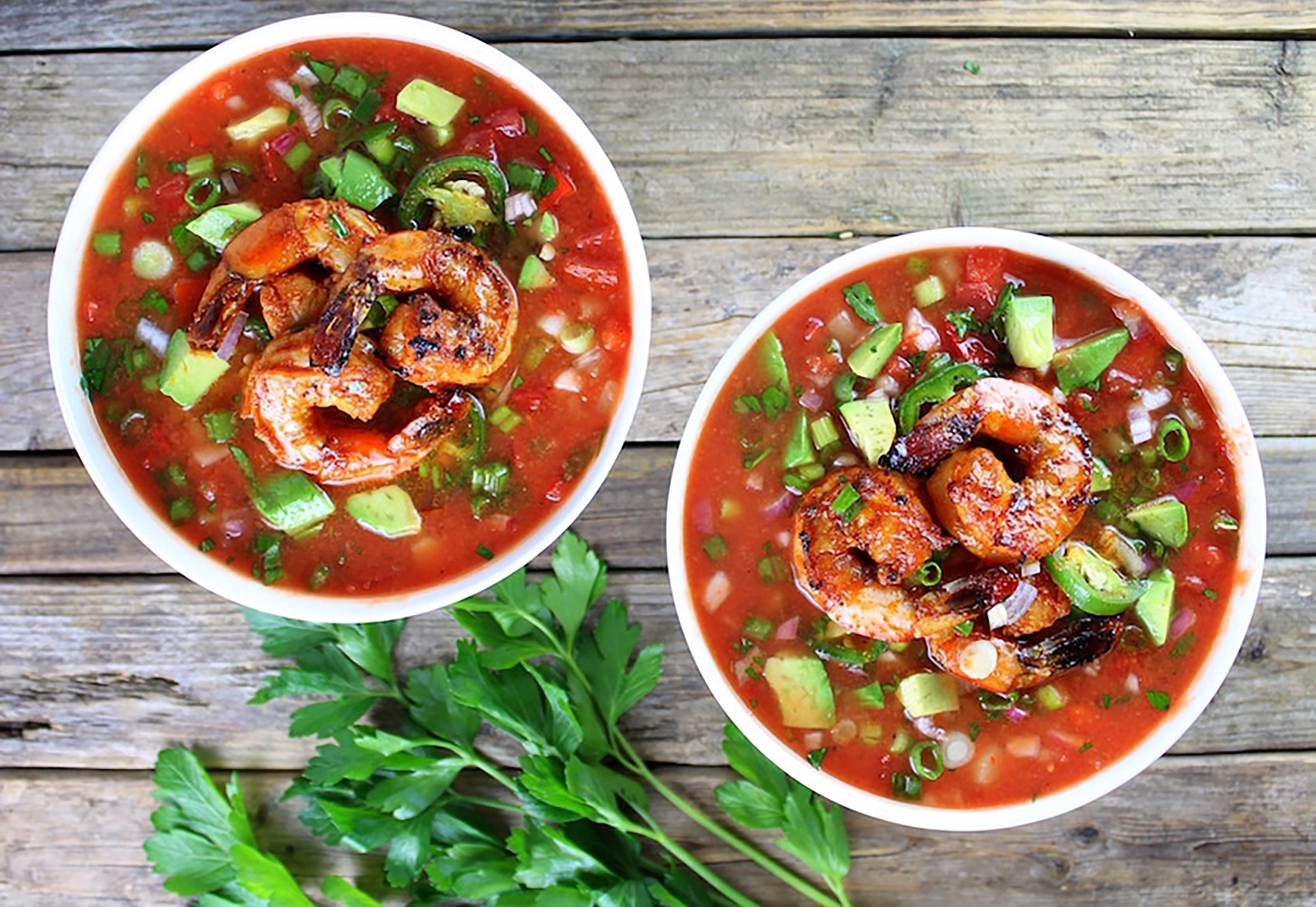 32 Cold Soup & Gazpacho Recipes for Hot Summer Days