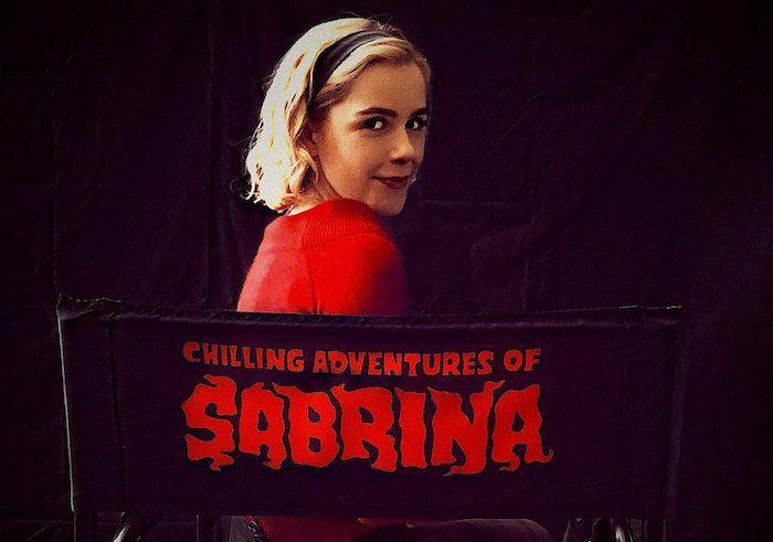 Chilling adventures of Sabrina serie Netflix