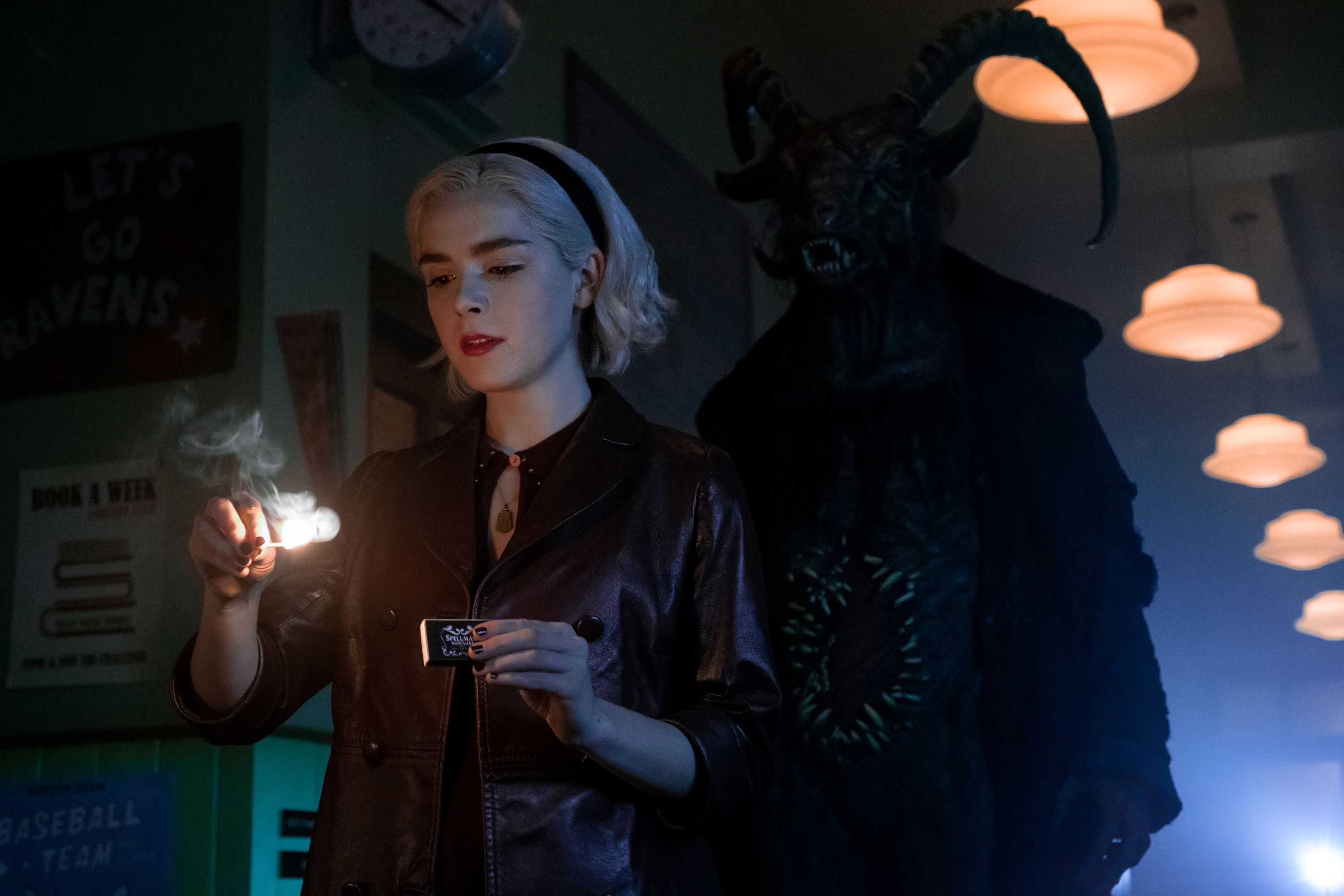 The Chilling Adventures of Sabrina' Season 2 Netflix News
