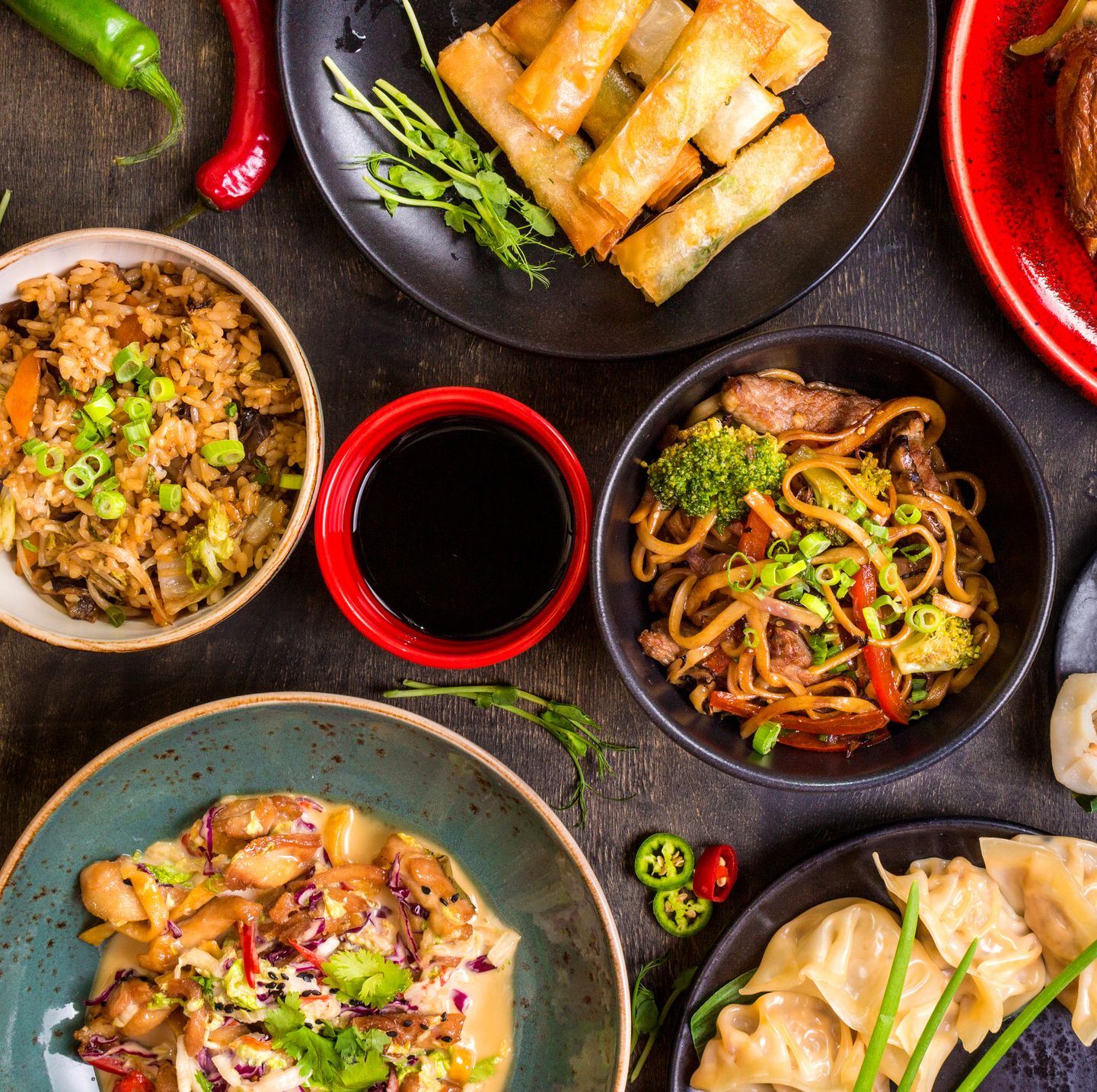 5 Healthy Chinese Food Orders That'll Save You Hundreds of Calories