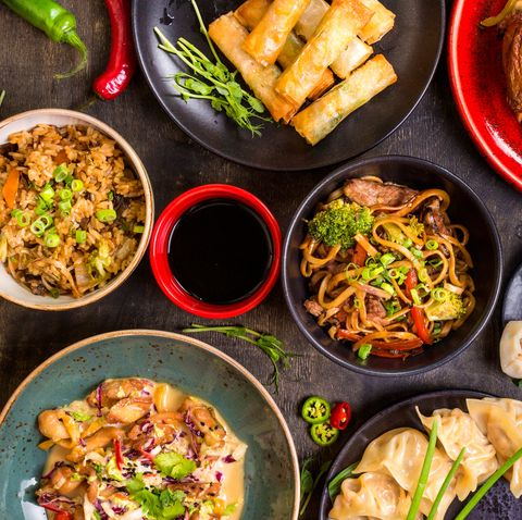 best and worst Chinese food orders