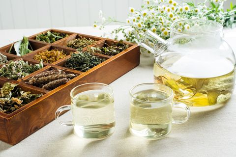 chinese health herbal tea