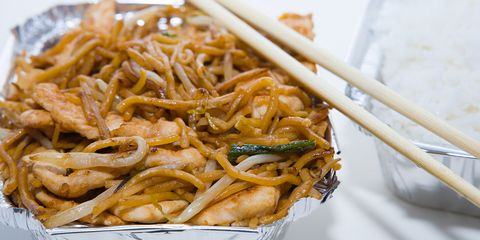 This is the least healthy Chinese takeaway dish you can order