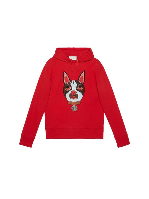 Clothing, Hood, Outerwear, Red, Sleeve, Hoodie, Long-sleeved t-shirt, Jersey, T-shirt, Sweatshirt,