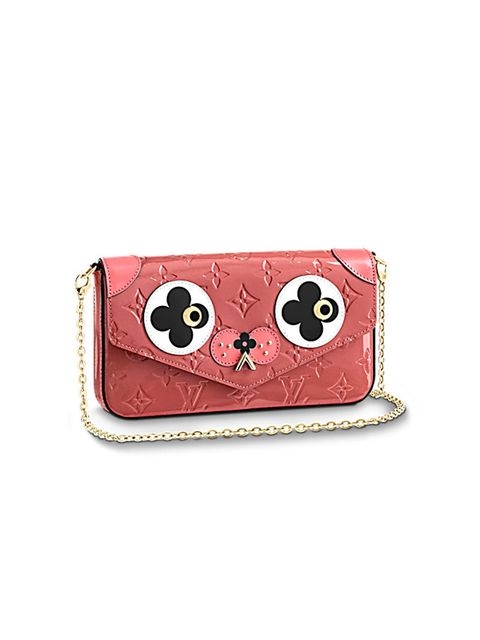 Pink, Owl, Wallet, Fashion accessory, Coin purse,