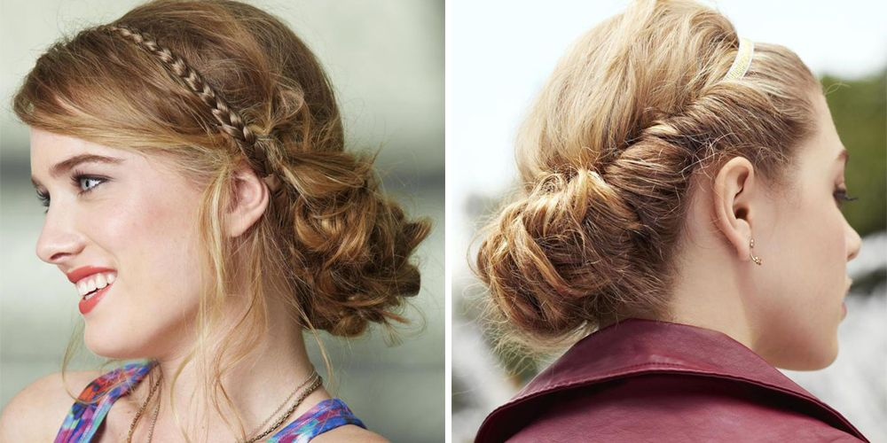 11 Chignon Hairstyles We Love Chignon Hair Tutorials