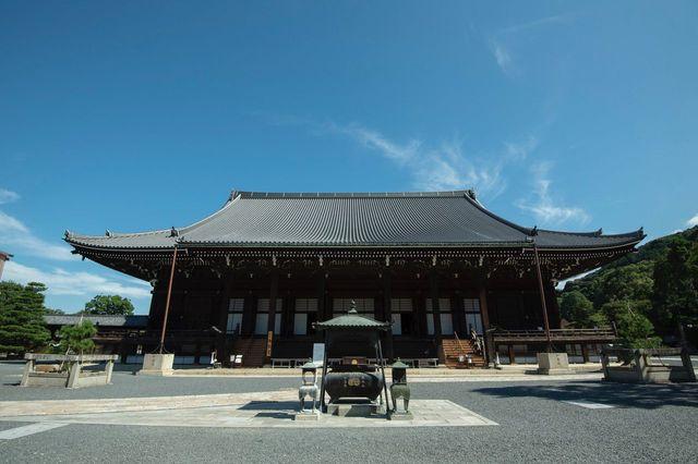 京都 知恩院の御影堂