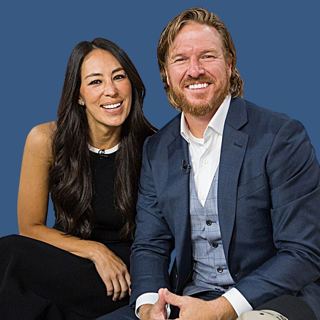 today    pictured chip and joanna gaines  on tuesday, october 17, 2017    photo by nathan congletonnbcnbcu photo bank via getty images