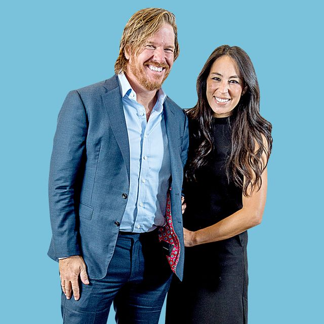 """new york, ny   october 18  chip and joanna gaines discuss """"capital gaines smart things i learned doing stupid stuff"""" and the ending of the show """"fixer upper"""" with the build series at build studio on october 18, 2017 in new york city  photo by roy rochlinfilmmagic"""