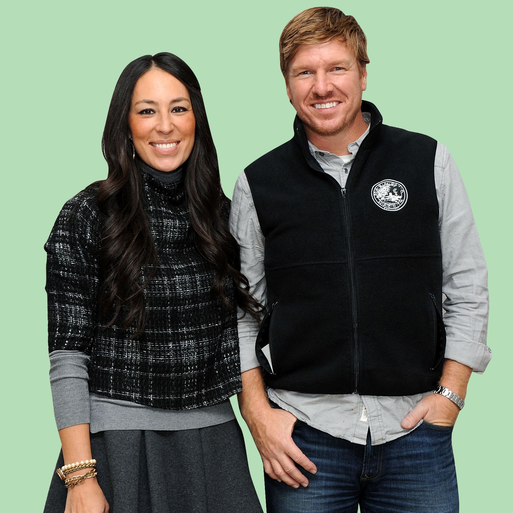 The Unique Way That Chip and Joanna Gaines Recycle Their Christmas Trees