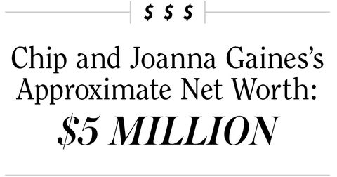 They Ve Amed That Wealth After A Busy Few Years The Waco Texas Based Married And Began Flipping Houses Together In 2003 Same Year Joanna