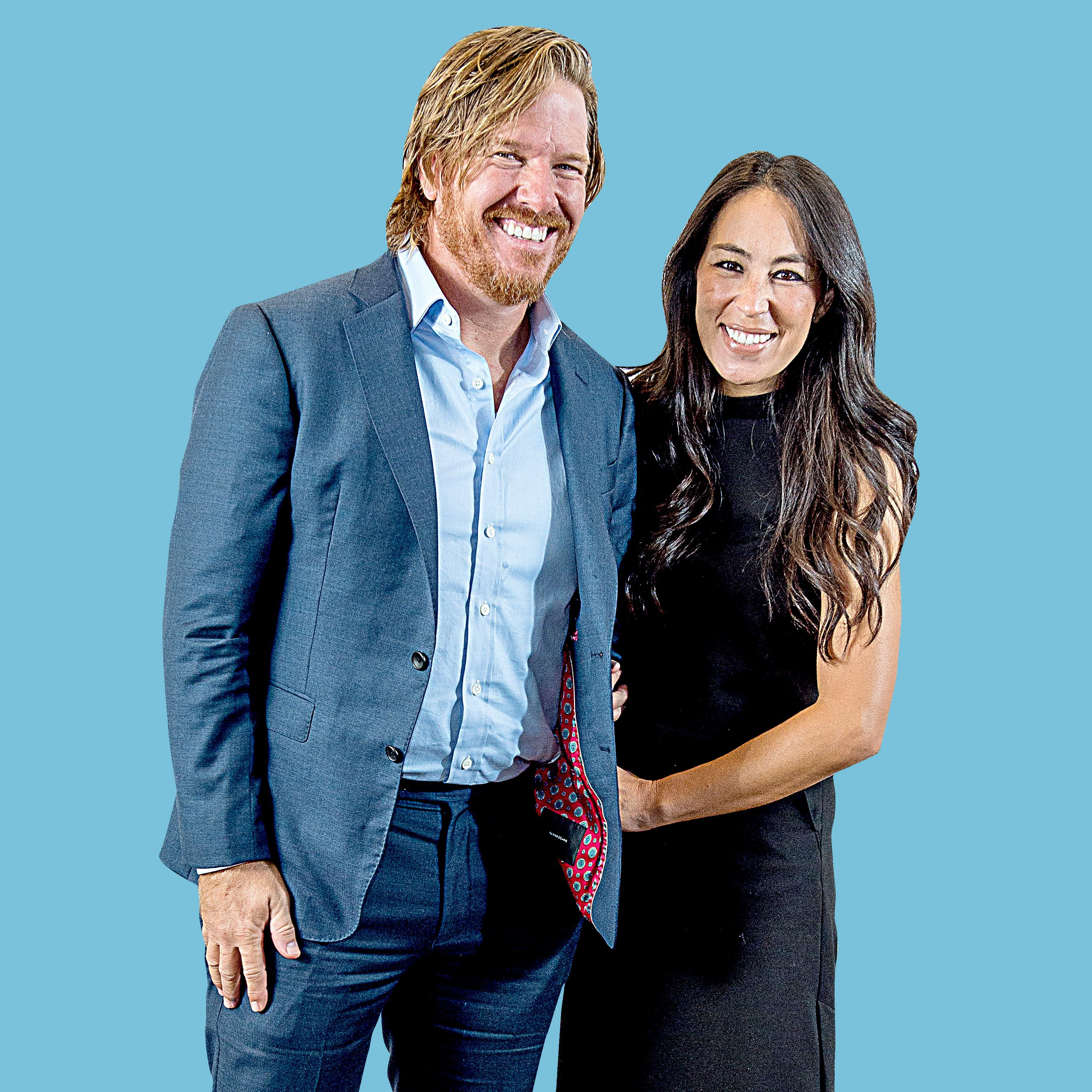 Chips Et Joanna Gaines chip and joanna gaines were afraid to leave hgtv's fixer upper