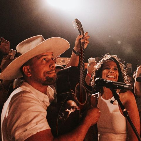 """Chip and Joanna Gaines Magnolia Network Johnnyswim """"Home on the Road"""""""
