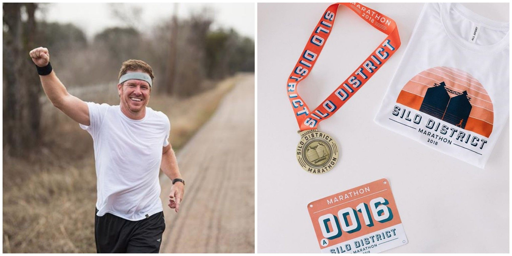 chip gaines silo district marathon - waco marathon