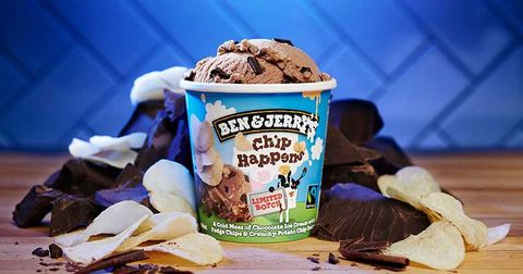 Food, Frozen dessert, Ice cream, Gelato, Ingredient, Dish, Cuisine, Snack, Chocolate ice cream, Dessert,