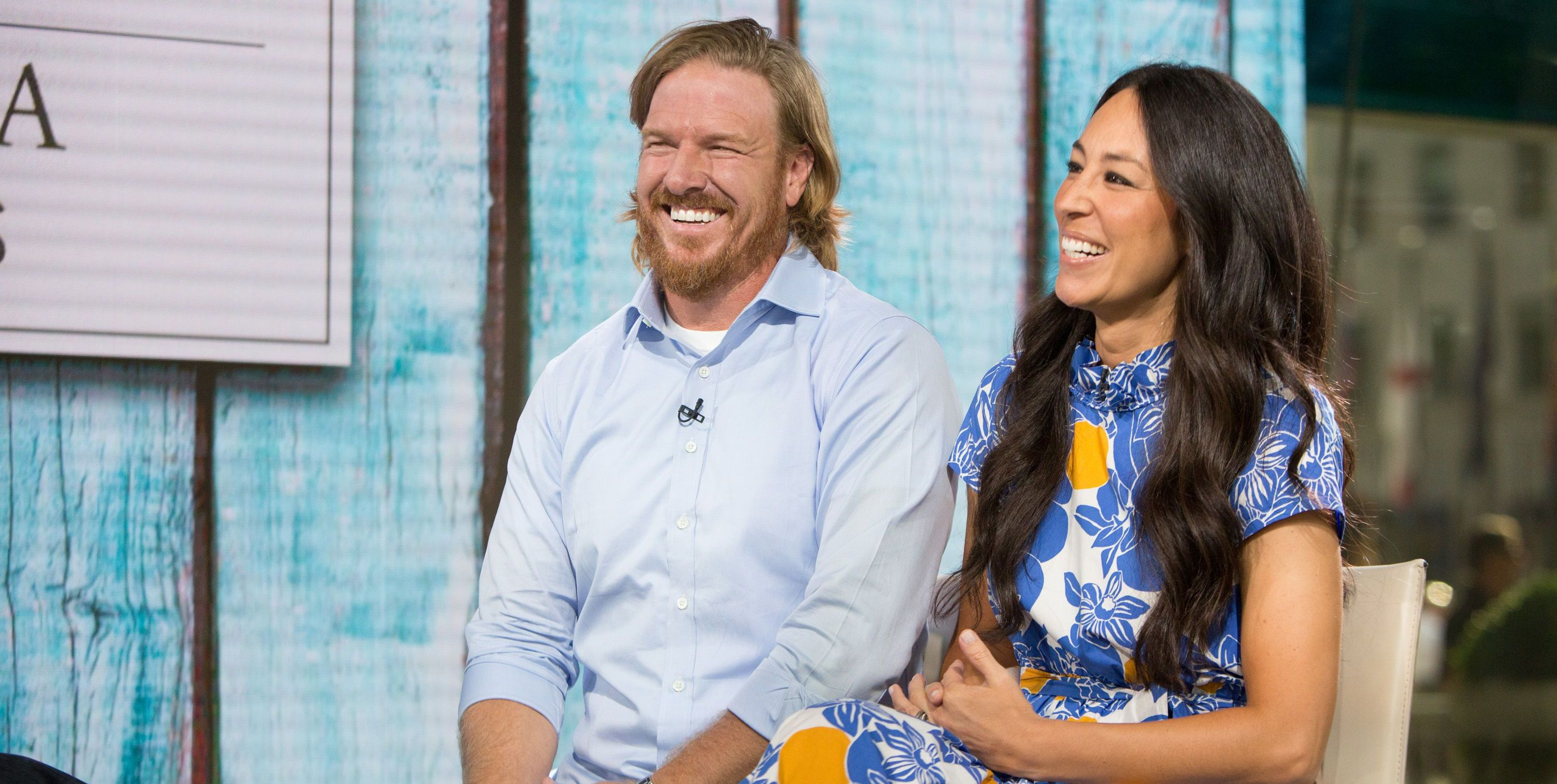 chip and joanna gaines baby name rumor