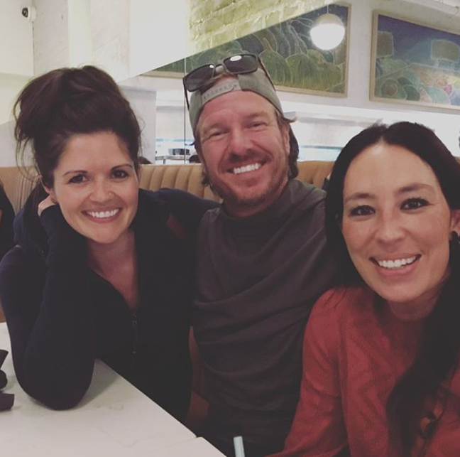 Chip and Joanna Gaines' Fans Crashed Their Quiet Date Night and Here's How They Reacted
