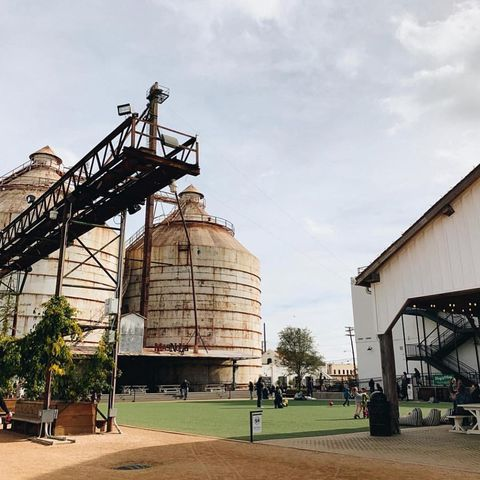 chip and joanna gaines expanding the magnolia market at the silos