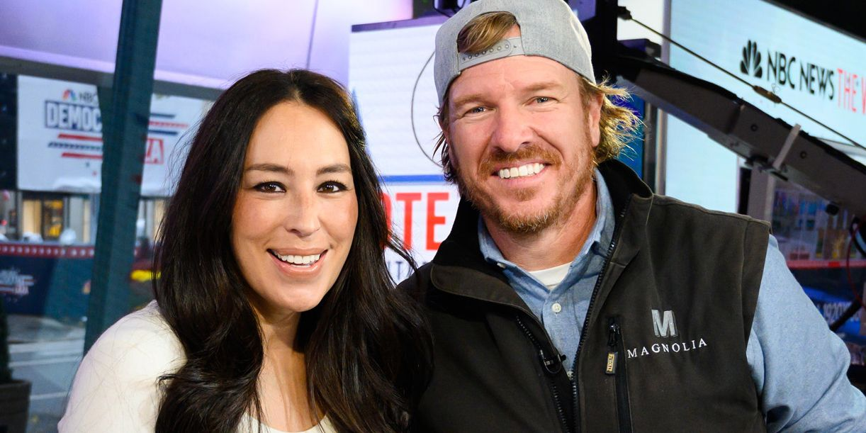 Joanna Gaines Designed a Brand-New Farmhouse and When Can We Move In?