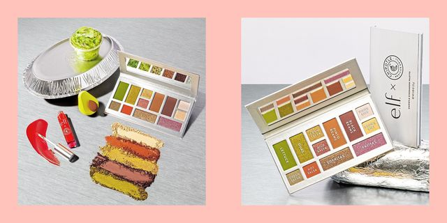 chipotle elf makeup collection