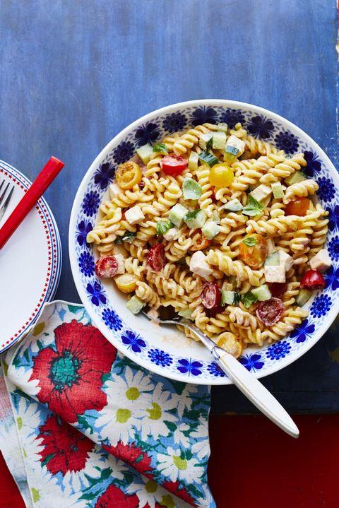 chipotle pasta salad recipe