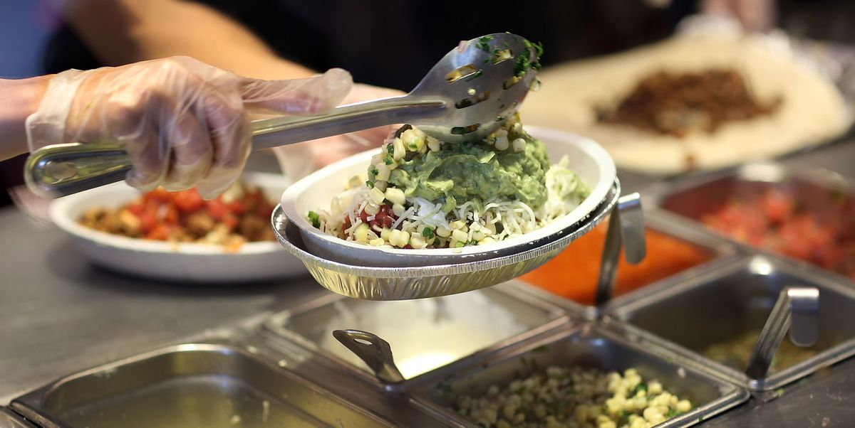 Chipotle Employees Claim There Are Company Practices That Make Workers 'Cut Corners' When It Comes To Food Safety
