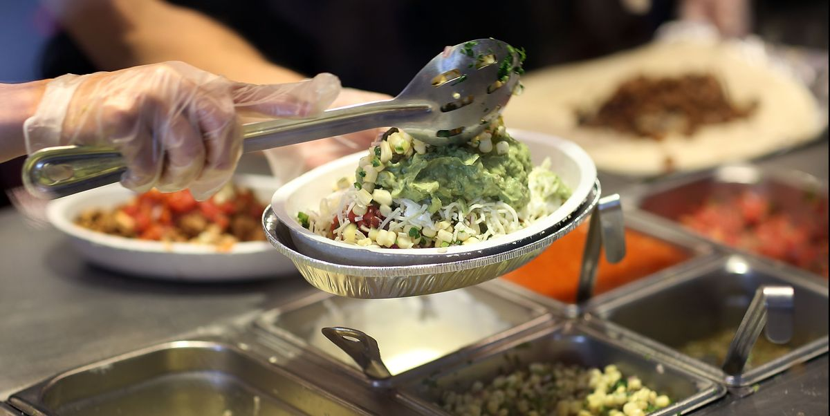 Chipotle Is Working On Cauliflower Rice And This Is The Best News We've Heard All Week