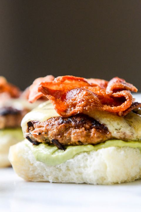 ground turkey recipes sliders