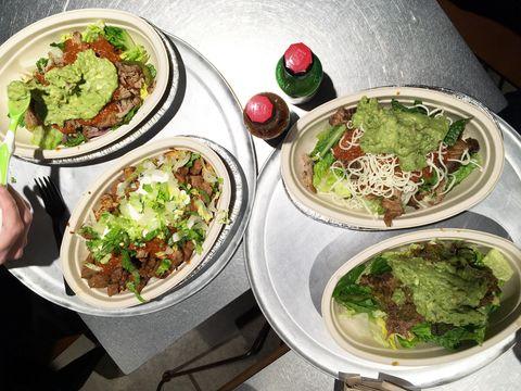 Dish, Food, Cuisine, Meal, Ingredient, Lunch, Produce, Tostada, Salad, Vegetarian food,