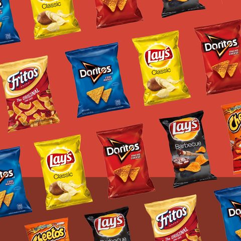 The Contents of a Lay's Variety Pack, Ranked
