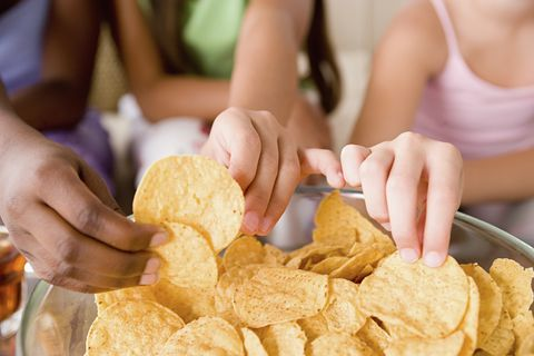 Are Your Snacking Habits Normal?