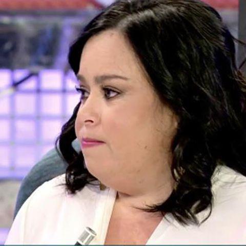 Chiqui, en una entrevista en Sábado Deluxe donde habla, con su marido Borja Navarro, de su segunda hija, Bella; su embarazo de riesgo y la muerte de su sobrino de 10 años
