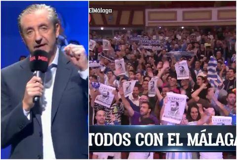 Éxito de El Chiringuito de Jugones en Málaga