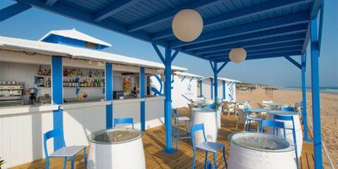 chiringuitos, chiringuitos Cádiz, restaurantes Cádiz, playas Cádiz