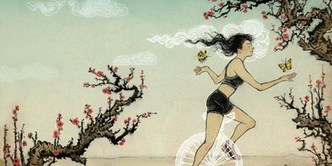 Chi Running Mar 2013