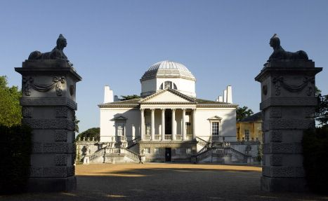 chiswick house and gardens, chiswick