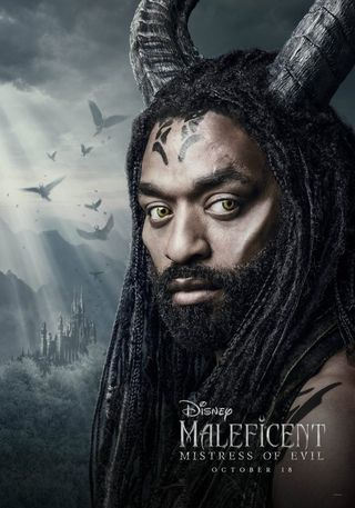 In Maleficent Mistress Of Evil Chiwetel Ejiofor Is The