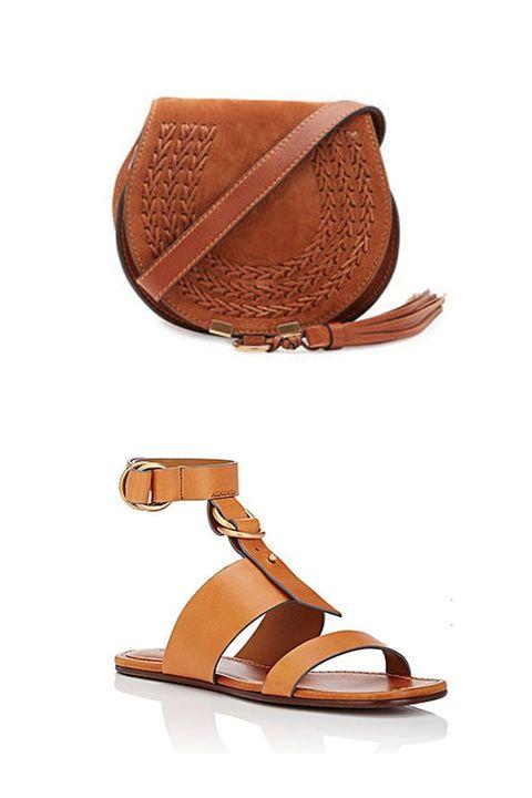chloe shoe and bag