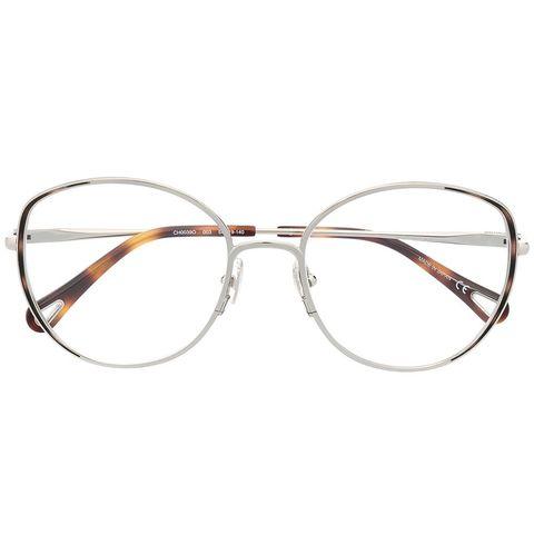 chloe貓眼細框眼鏡