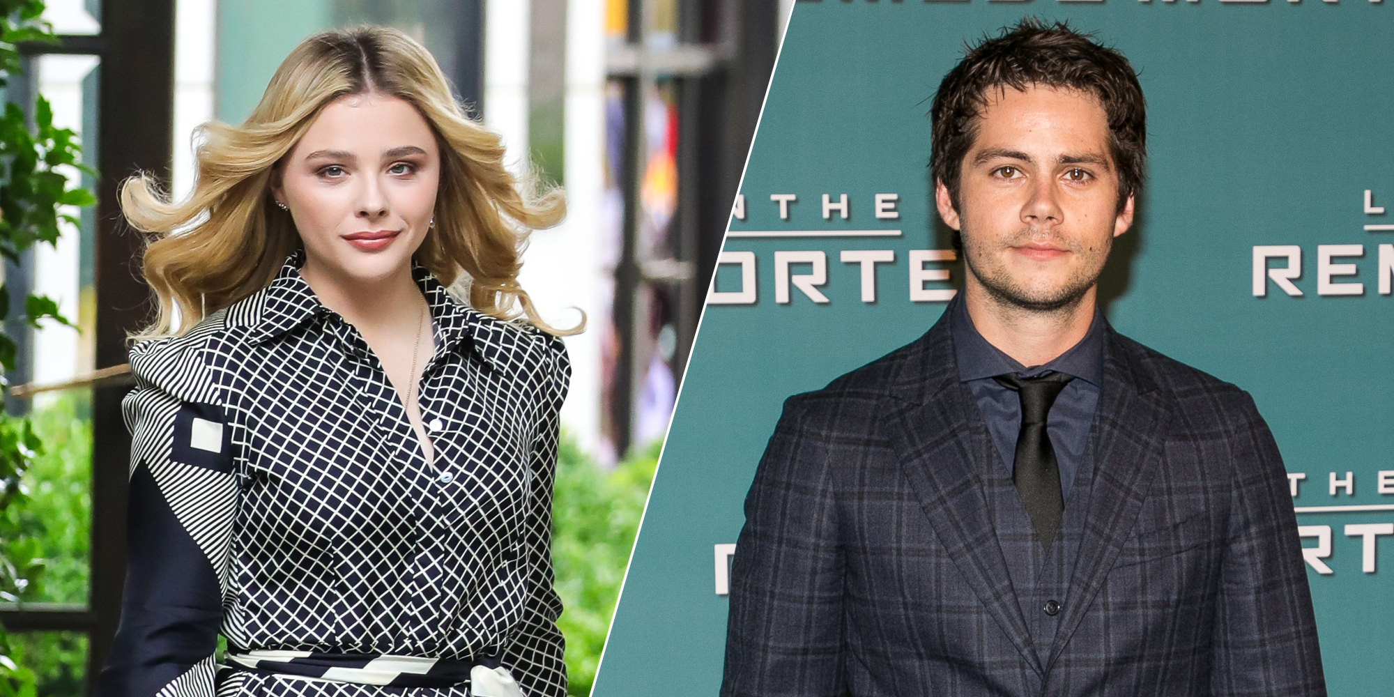 Chloë Moretz And Dylan Obrien Are Reportedly Dating Seven Years