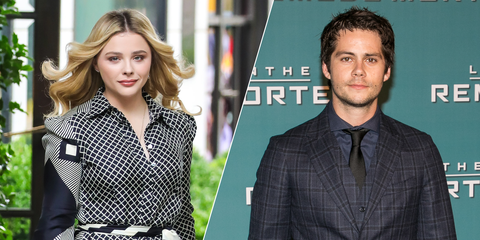 c80acd3a907 Chloë Moretz and Dylan O Brien Are Reportedly Dating Seven Years After He  Said He Had a Crush on Her
