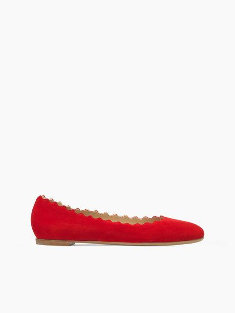 bailarinas rojas chloe